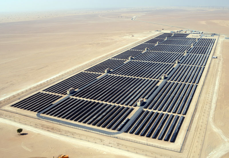 DEWA, Masdar, Mbr, Solar park, News