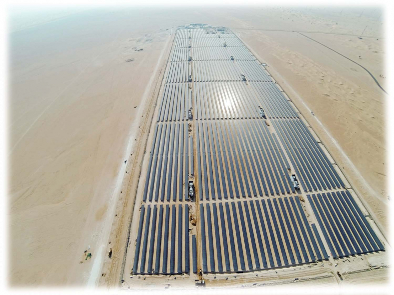 DEWA, Mohammed bin rashid solar park, Solar, News