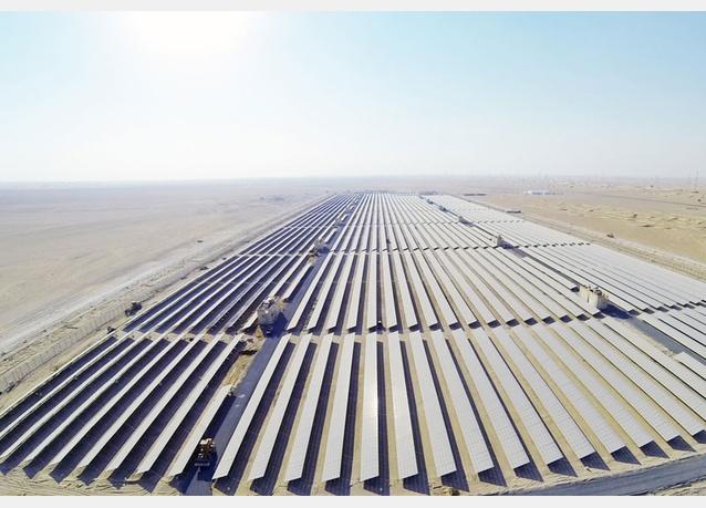 DEWA, Masdar, Mohammed bin rashid solar park, Solar park, News