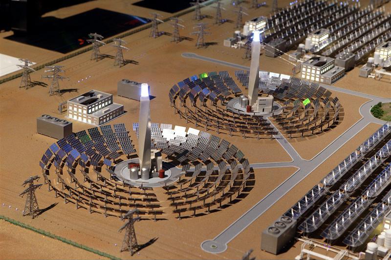Solar park, Mbr, Mohammed bin rashid al maktoum solar park, Renewable energy