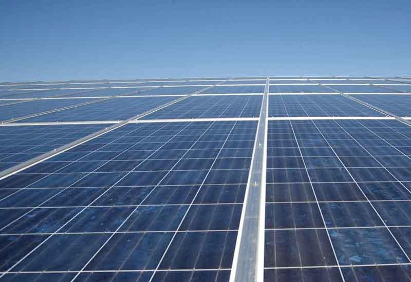 Solar panels could soon adorn Jordan's landscape.
