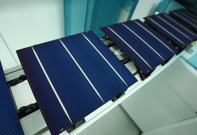 Qatari facility to produce 8,000 tonnes of polysilicon a year. (Getty Images)