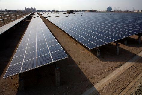 DEWA, JinkoSolar, Rwe, Solar energy, News