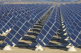 Abu Dhabi is committed to producing 7% of its total power from renewable energy sources by 2020