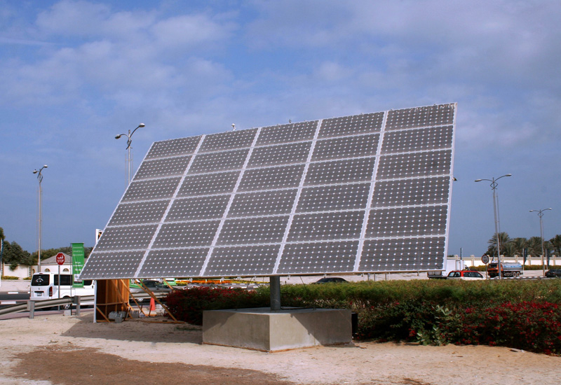 Arab nations are being called upon to push for renewable energy.