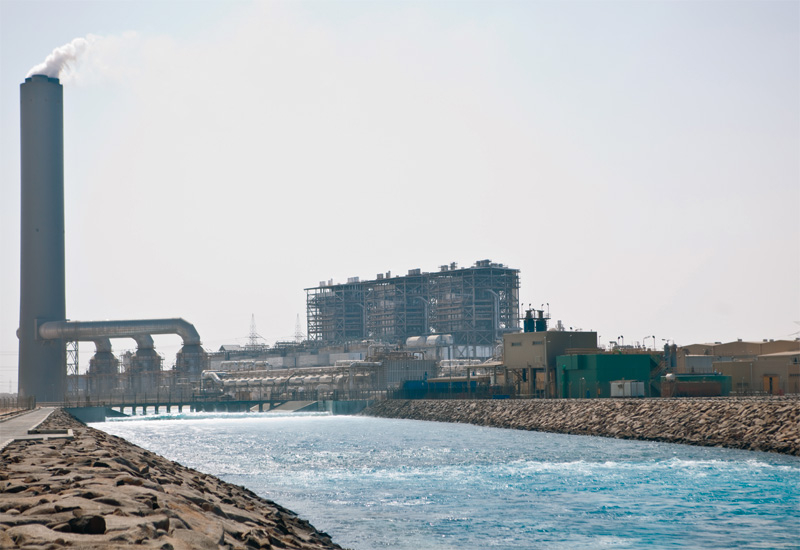 ACWA's Shuaibah III, one of the largest and most modern IWPPs in Saudi Arabia.