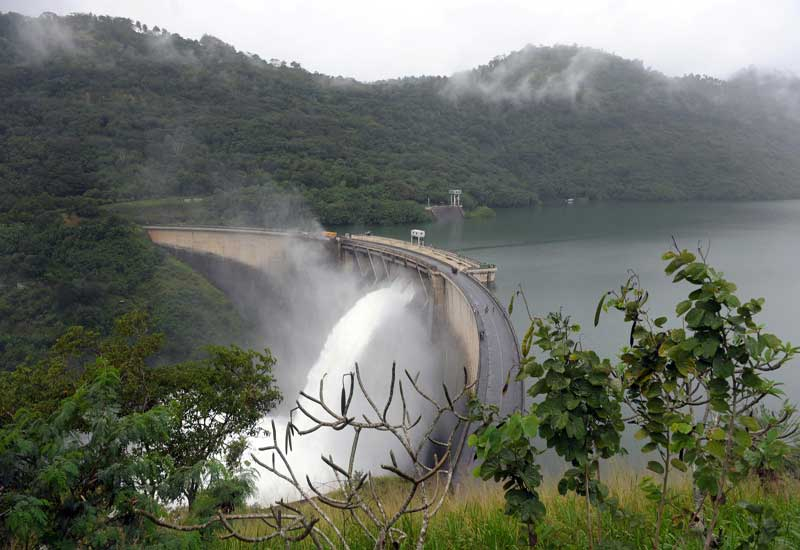 The Hydroelectric dam project will deliver 11,230 MW when complete. (GETTY IMAGES)