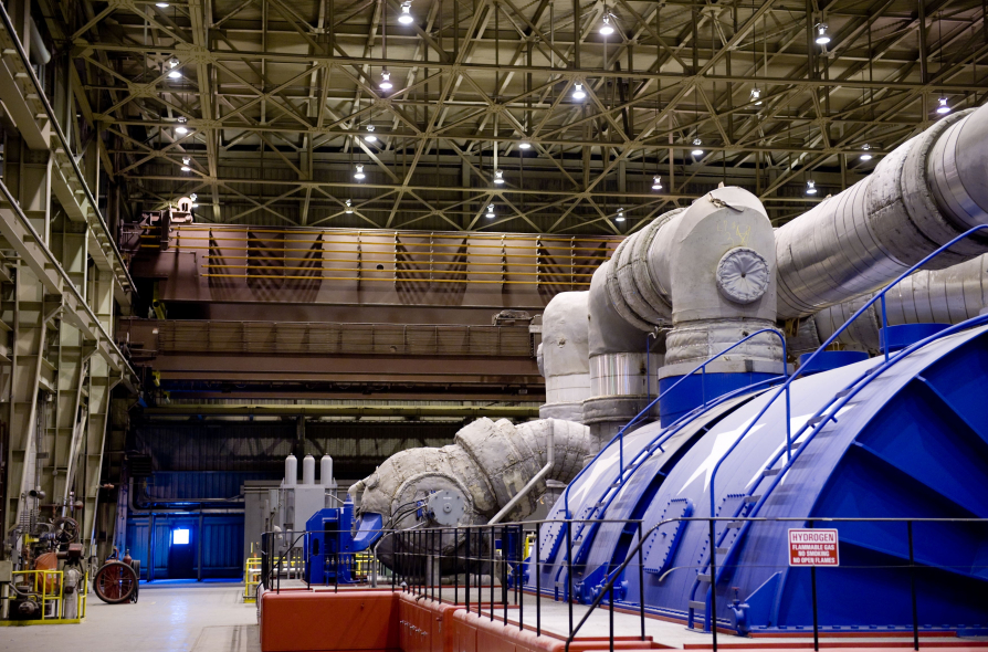 GE is supplying power generation equipment to Northland Power in Canada.