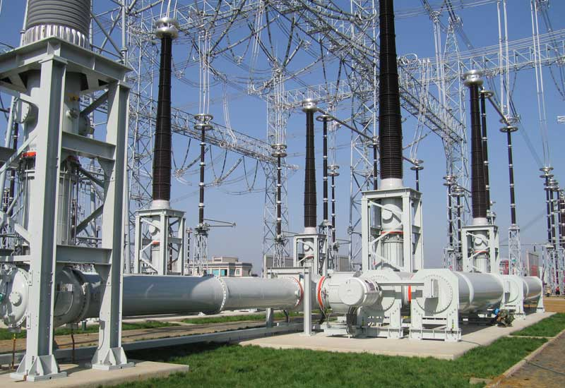 The substation will supply electricity to the King Abdullah Economic City