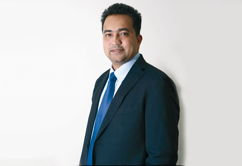 Sujit Parhar is the new CEO of the Abu Dhabi-based district cooling company Tabreed.