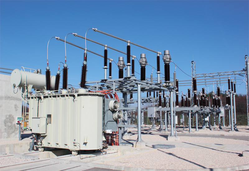 ABB will build a new 380kV GIS substation for the Ras Al Khair plant. (GETTY IMAGES)