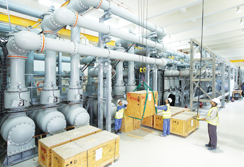 Power projects in Qatar are currently focused on boosting grid reliability and efficiency.