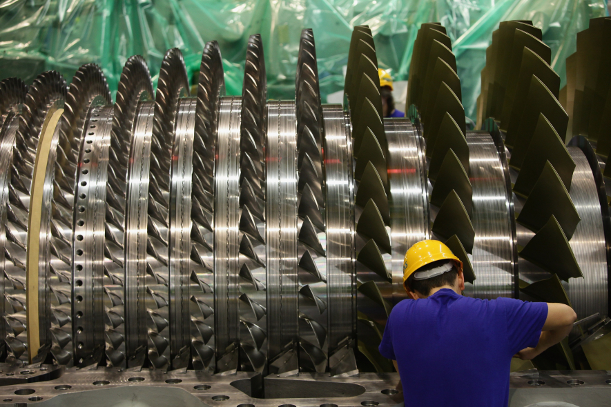 GE is supplying gas turbines and generators to the Arbil power plant.