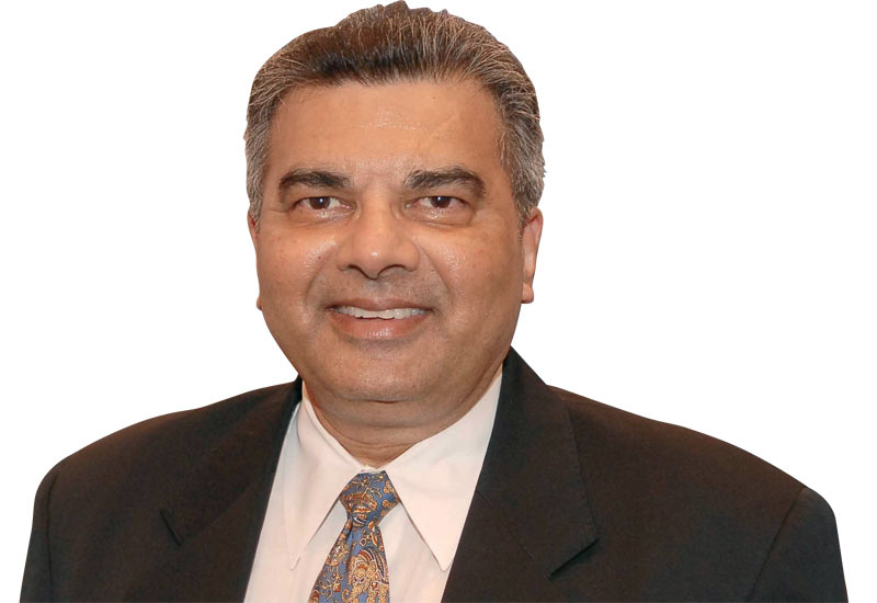 Upen Bharwada, executive - business general manager, filters and membranes.
