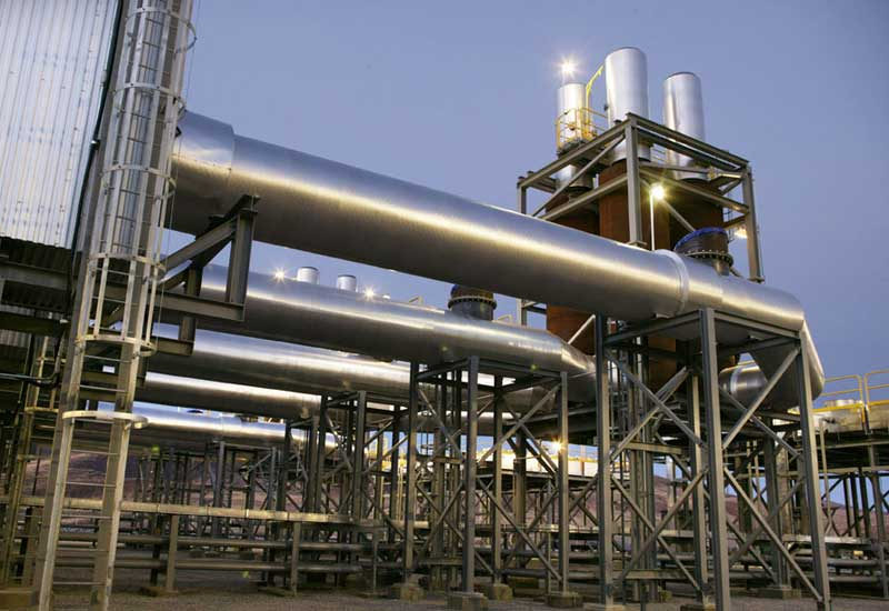 The Wartsila flexible power plants to start on heavy oil, then shift to natural gas.