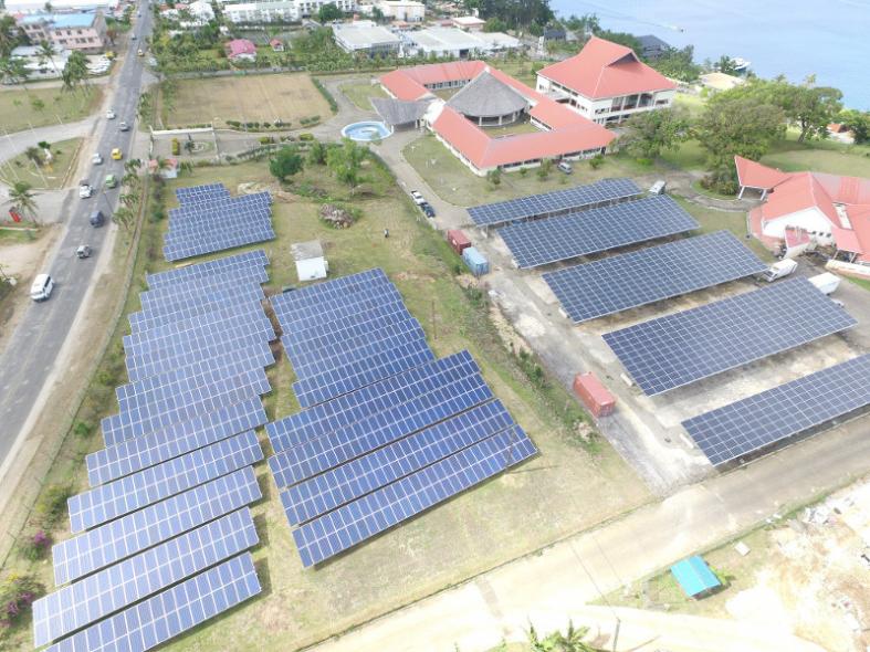 Solar, Solar power, Vanuatu, News