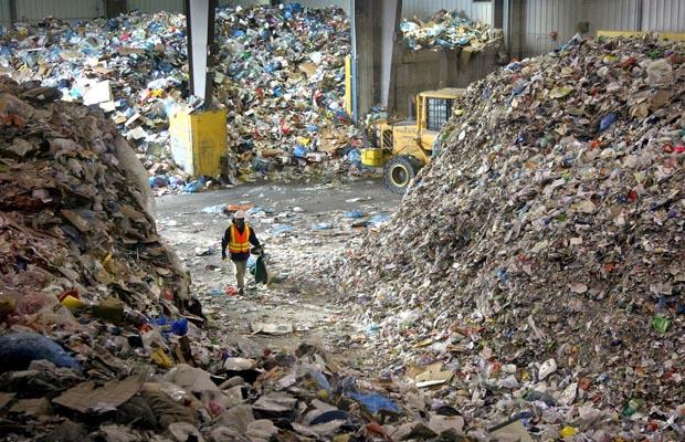 Suez, Waste, Landfill