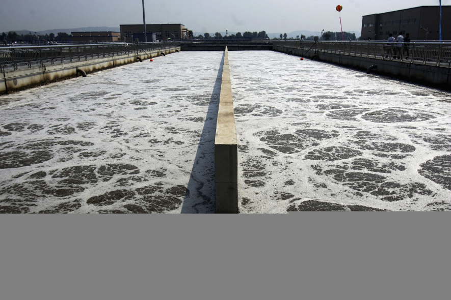 Water treatment in Iraq is essential if the water needs of the population are to be met.