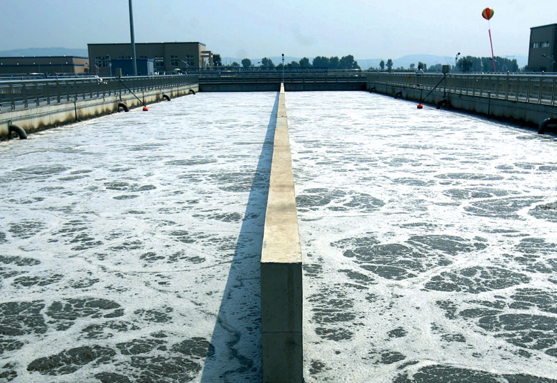 Saudi Arabia is investing in its water infrastructure.