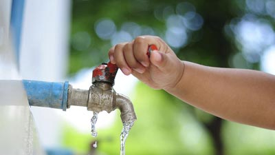 SAUDI, Water consumption, News