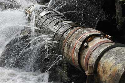 DEWA is making efforts to reduce water loss in Dubai