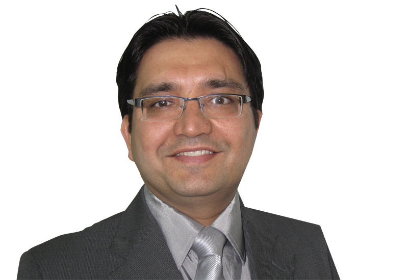 Sudhir Kumar, engineering group manager at MWH.