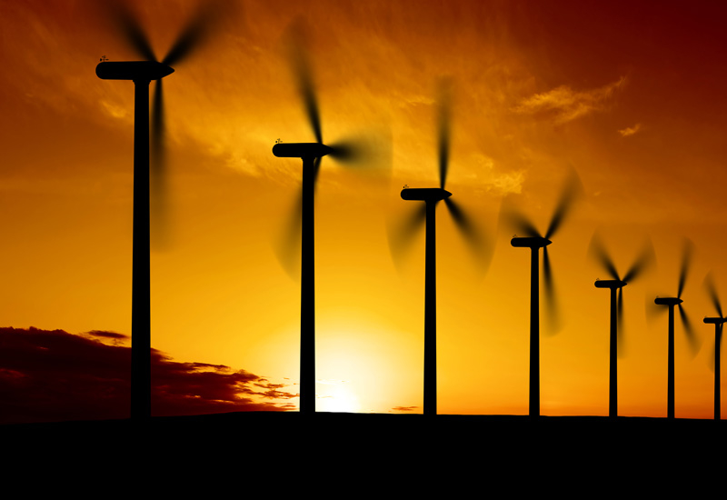 Masdar is conducting wind tests