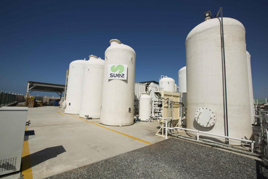 Desalinated water, Desalination, Efficiency, Masdar, Solar, News