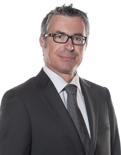 Xavier Joseph, CEO, Veolia Middle East