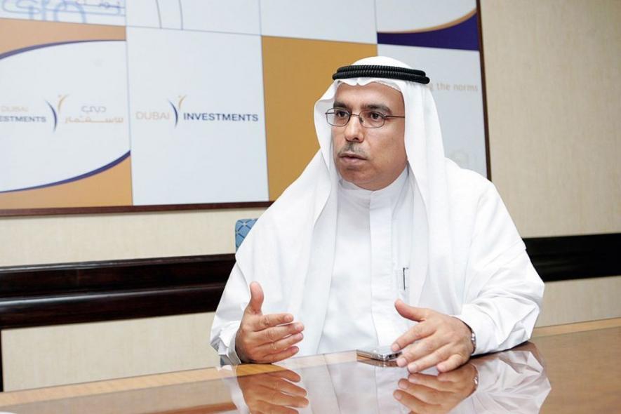 Khalid Bin Kalban, CEO, Dubai Investments