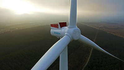 Siemens gamesa, EDF, Renewable energy, Wind