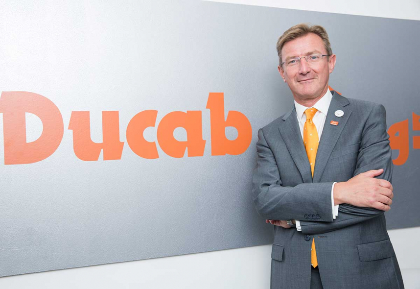 Andrew Shaw, managing director, Dubai Cable Company (Ducab)