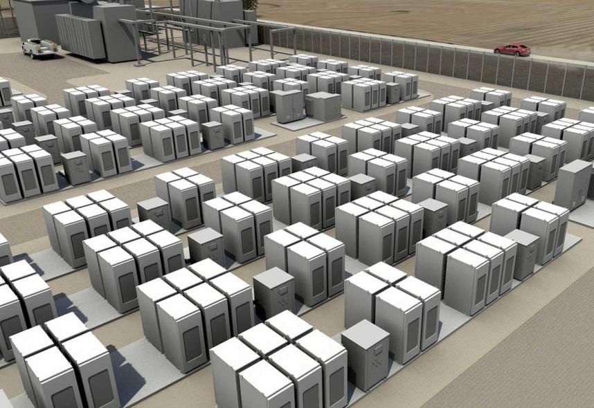 Renewable energy, Energy storage