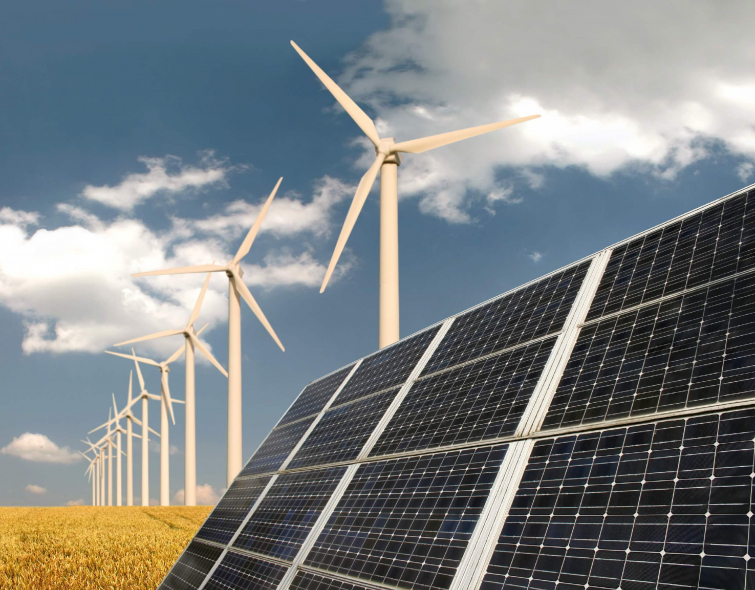 Renewable energy, Fossil fuels