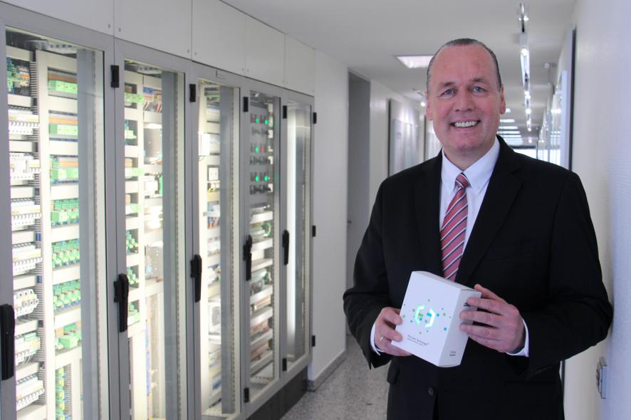 Frank Stührenberg, CEO, Phoenix Contact