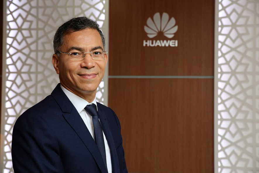 Alaa Elshimy, managing director, Enterprise Business Group, Huawei Middle East