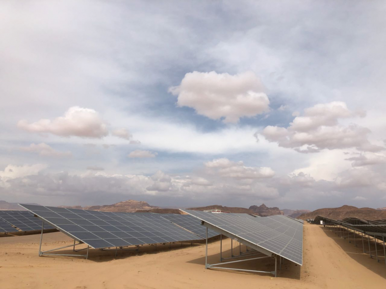 Located in the south of Jordan near Aqaba, Quweira project is expected to annually produce 227GWh of solar power over a period of 20 years and is able to supply energy to more than 51,000 houses