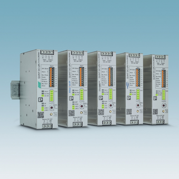 The device is available with all network technologies in each of the four performance classes 5 A, 10 A, 20 A und 40 A