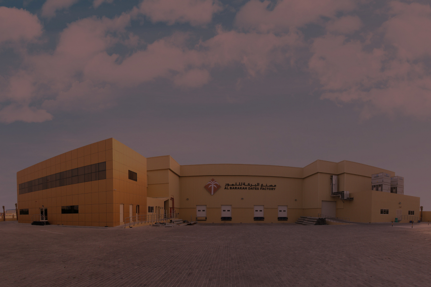 The facility, located in Dubai Industrial Park, will be the first of its kind to run on solar power