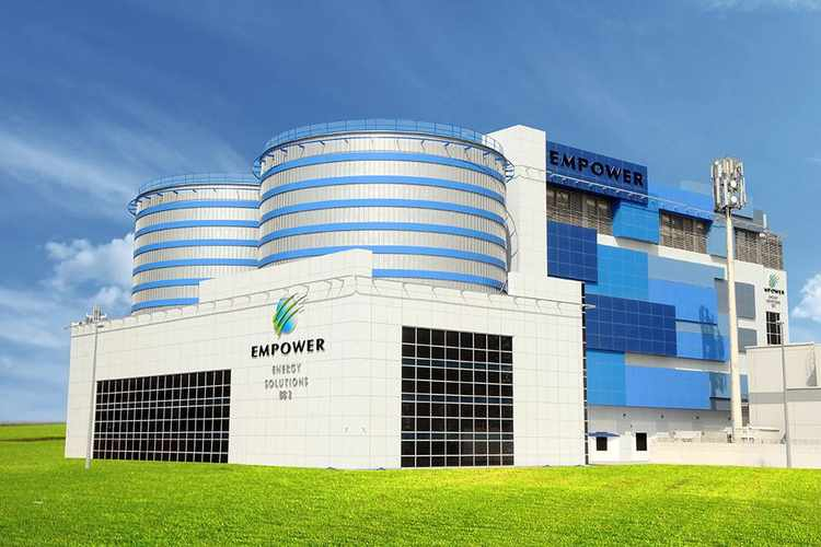 Empower, Thermal energy storage