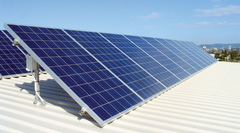 When installed on villas, the PV panels will result in the reduction of 50 tonnes of carbon emissions