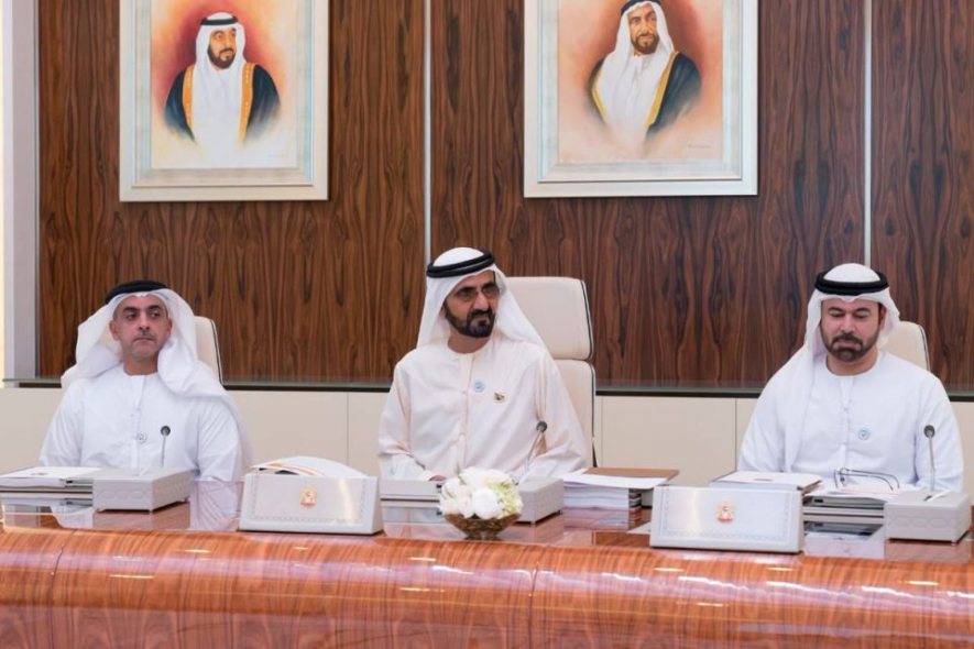The UAE Cabinet meeting chaired by His Highness Shaikh Mohammad Bin Rashid Al Maktoum, Vice President and Prime Minister of the UAE and Ruler of Dubai on Sunday adopted a new system of entry visas for investors and professionals that will provide them with a long-term visa for up to 10 years