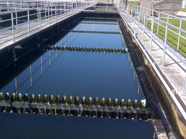 Marafiq, Abdullah Al-Buainain, Sanitary Wastewater Treatment Plant, Deep Raj Saxena