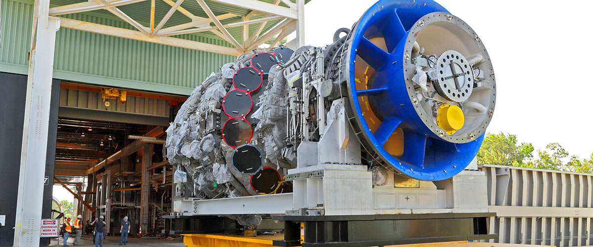 GE's HA debuted in 2016 as the world's largest, most-efficient and advanced heavy-duty gas turbine