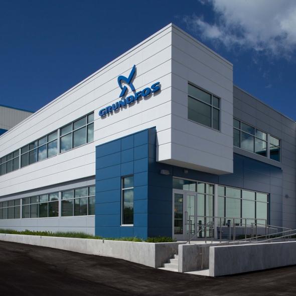 Grundfos office