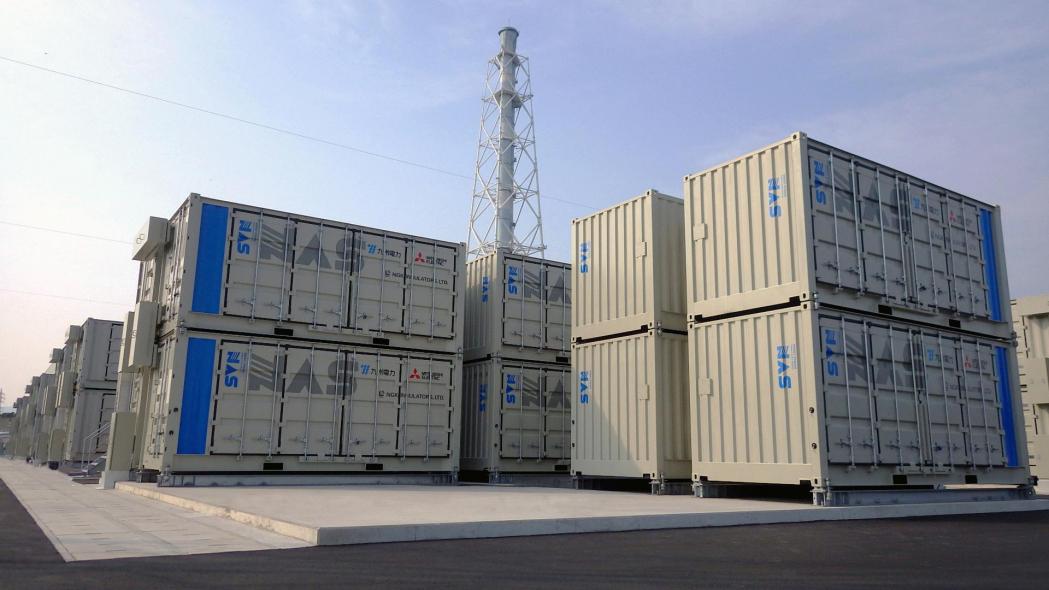The batteries will be tested at Phase I of Mohammed Bin Rashid Al Maktoum solar park