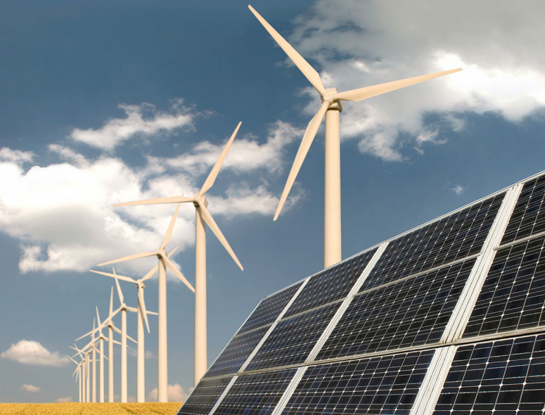 The UAE has been a driving force in funding wind power overseas