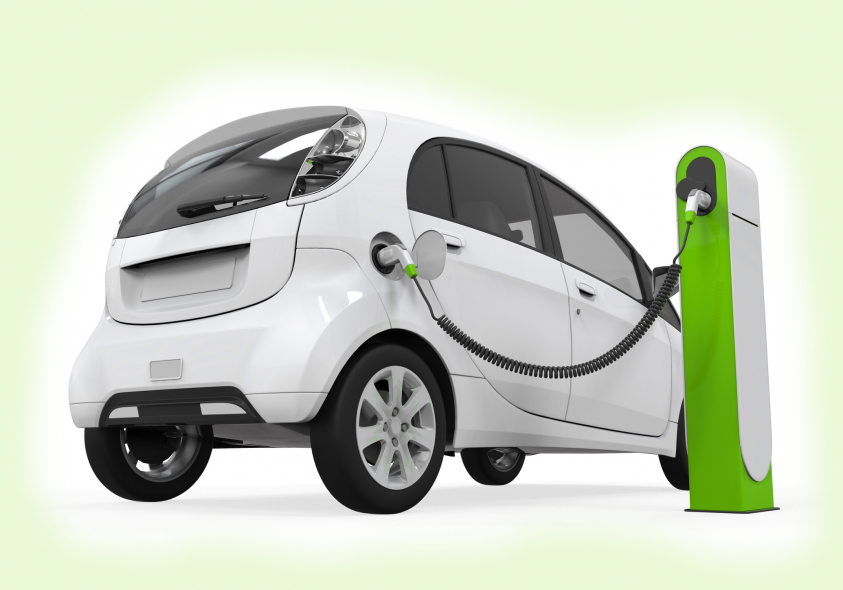 Electric vehicles, Charging stations