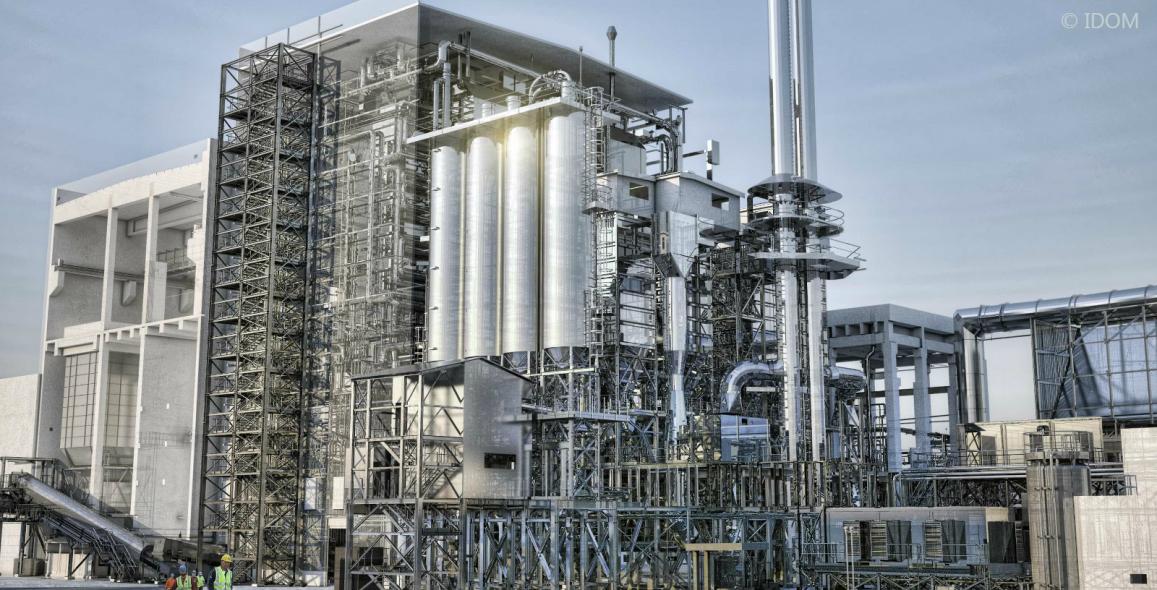 OPWP, Waste to energy, Naif Ali al Abri