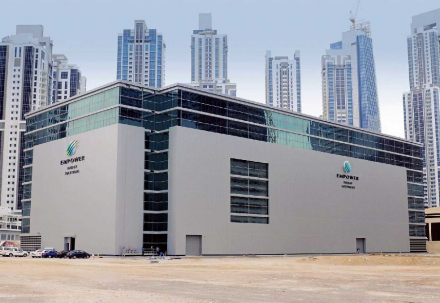 The district cooling market in Dubai is projected to grow further